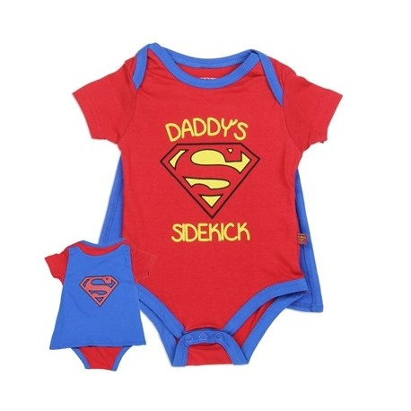 DC Comics Superman Daddy's Sidekick Caped Creeper