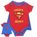 DC Comics Superman Daddy's Sidekick Caped Creeper