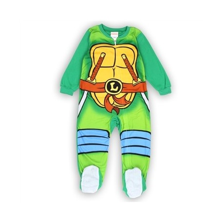 Nick Jr Teeage Mutant Ninja Turtles Turtle Shell Footed Sleeper