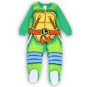 Nick Jr Teeage Mutant Ninja Turtles Turtle Shell Footed Sleeper