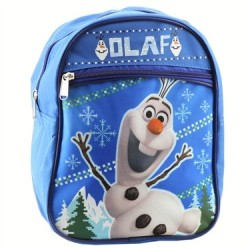 Disney Frozen Olaf The Snowman Blue Mini Backpack