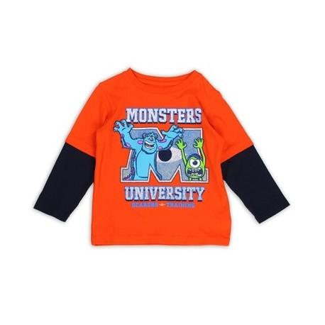 Disney Pixar Monsters University Scarers In Training Long Sleeve Shirt