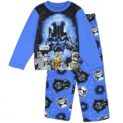 Star Wars Fleece Pajamas With Darth Vader R2D2 And 3CPO