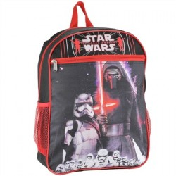 Star Wars The Force Awakens Kylo Ren And Stormtroopers School Backpack