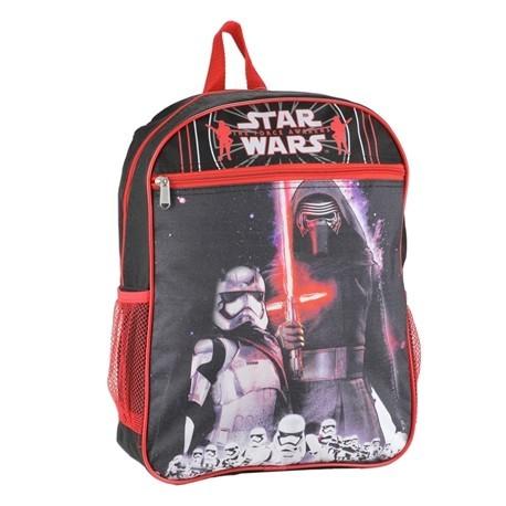 Star Wars The Force Awakens Kylo Ren And Stormtroopers School Backpack