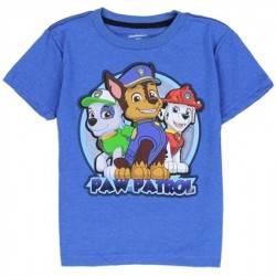 Chase Marshall And Rocky Paw Patrol Toddler Boys Shirt Space City Kids Clothing Store