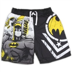 DC Comics Batman The Dark Knight Boys Swim Trunks