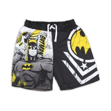 DC Comics Batman The Dark Knight Boys Swim Trunks