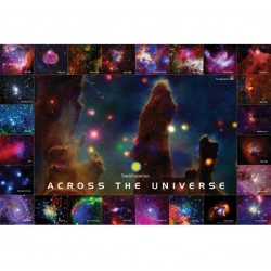 Smithsonian Across The Universe Space Wall Poster