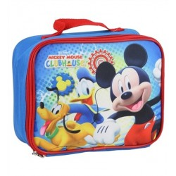 Officially Licensed Disney Mickey Mouse Clubhouse Insulated Lunch Bag BP-5470