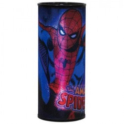 Marvel comics The Amazing Spider Man Round Battery Operated Hanging Nightlight