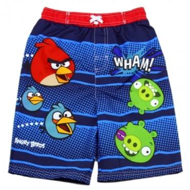 Angry Birds Blue Boys Swim Shorts $24.00
