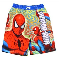 Marvel Comics The Amazing spider Man Toddler Boys Swim Trunks