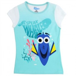 Disne Pixar Finding Dory I Speak Whale Dory Girls Shirt