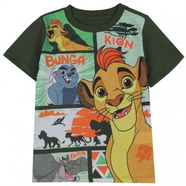 Disney Lion Guard Kion Bunga and Besthe Toddler Boys Graphic T Shirt