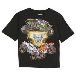 Monster Jam Crush The Competition Monster Truck Shirt