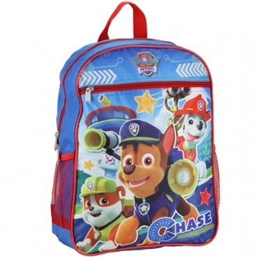 Nick Jr Paw Patrol Chase With Marshall And Rubble Boys Backpack At Space City Kids