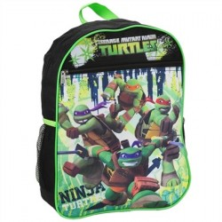 Nick Jr Teenage Mutant Ninja Turtles Boys Backpack