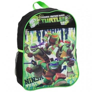 Nick Jr Teenage Mutant Ninja Turtles Boys Backpack At Space City Kids