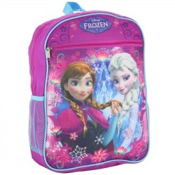 Disney Frozen Anna and Elsa Girls Backpack
