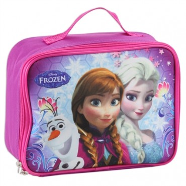 Disney Frozen Anna And Elsa Insulated Lunch Bag At Space City Kids
