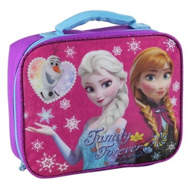 Disney Frozen Family Forever Anna And Elsa Insulated Lunch Bag At Space City Kids