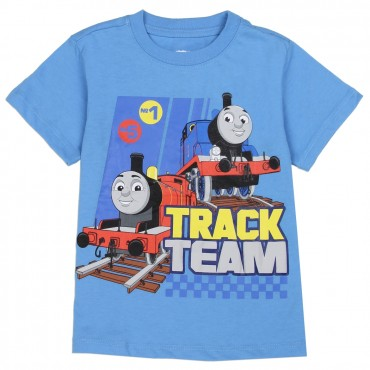 Thomas & Friends Celebrating 70 Years of Friendship T Shirt At Space City Kids Clothing