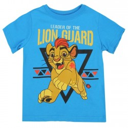 Disney Lion Guard Kion Leader Of The Lion Guard Blue Toddler Boys Shirt At Space City Kids Clothing Store