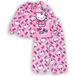 Hello Kitty Pink Toddler 2 Piece Pajama Set