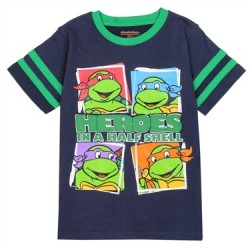 Heroes In A Half Shell Teenage Mutant Ninja Turtles Shirt