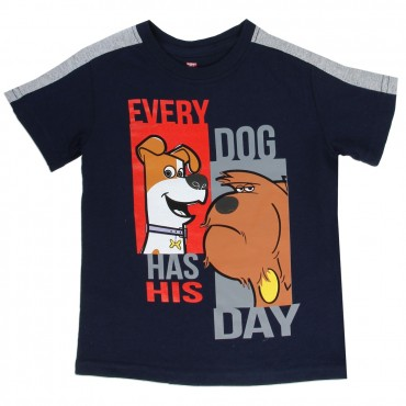 Universal Secret Life Of Pets Every Dog Has His Day Toddler Boys Shirt At Space City Kids Clothing Toddler Clothes
