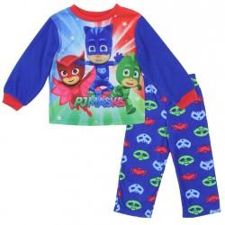 Disney Junior PJ Mask Catboy Gekko And Owlette Boys Pajama Set