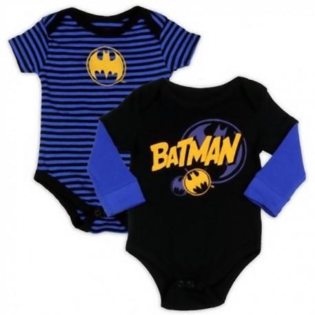 DC Comics Batman Blue 2 Piece Creeper Ser
