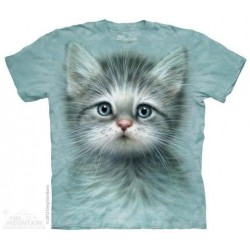 The Mountain Artwear Blue Eyed Kitten Shirt