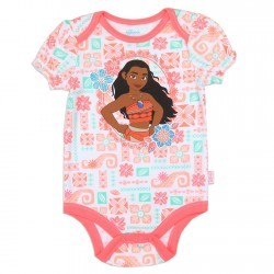 Disney Moana Carol Infant Onesie Space City Kids Fashion Clothing