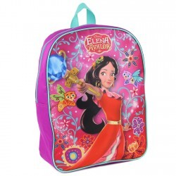 Disney Elena of Avalor Purple Girls Backpack Space City Kids Clothing Store