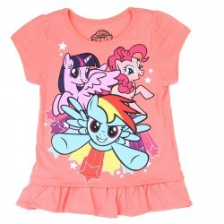 My Little Pony Rainbow Dash and Friends Toddler Shirt