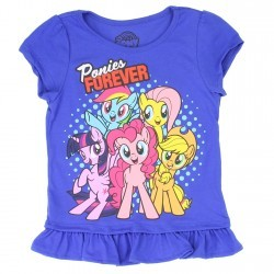 My Little Pony Ponies Forever Girls Shirt