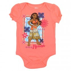 Disney Baby Moana Onesie From The Disney Moana Movie Space City Kids Clothing Store