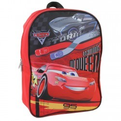 Disney Cars 3 Lightning McQueen And Jackson Storm Backpack Space City Kids Clothing