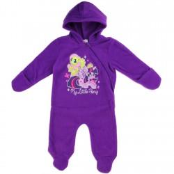 My Little Pony Fluttershy and Twilight Sparkle Lightweight Polar Fleece Pram Space City Kids Clothing