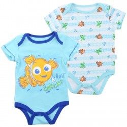 Disney Finding Nemo What A Catch 2 Piece Onesie Set