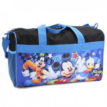 Disney Mickey Mouse And Friends Boys Duffle Bag E City Kids Clothing
