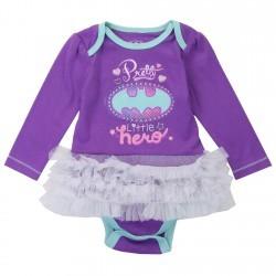 DC Comics Batgirl Pretty Little Hero Tutu Onesie Space City Kids Clothing Store