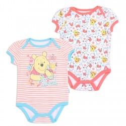 Disney Winnie The Pooh I Am Loved 2 Piece Onesie Set Space City Kids Clothing Store