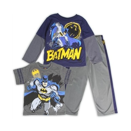 DC Comics Batman 3 Piece Toddler Set
