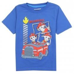 Nick Jr Paw Patrol Marshall Blue Toddler Boys Shirt Space City Kids Clothing Store