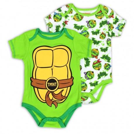 Nick Jr Teenage Mutant Ninja Turtles Green Turtle Shell 2 Pack Creeper Set