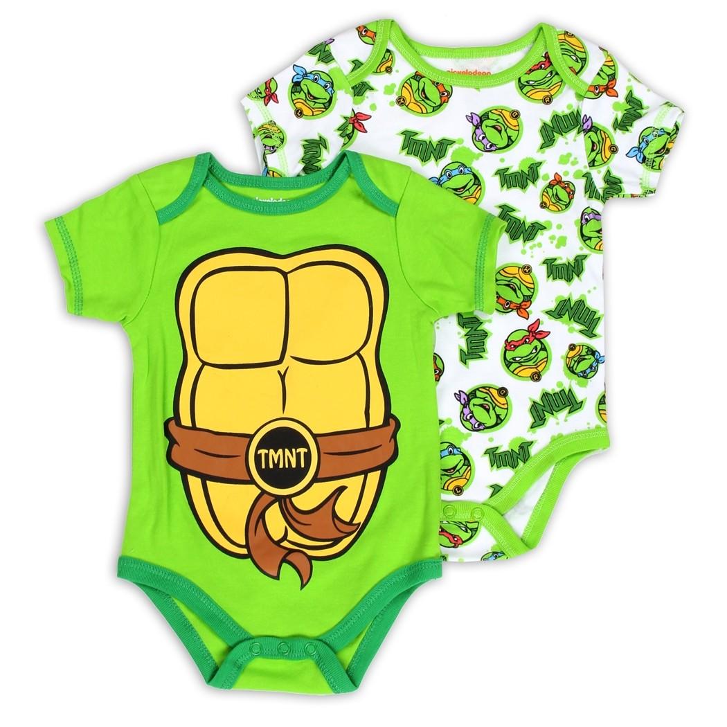 Nick Jr Teenage Mutant Ninja Turtles 2 Pack Creeper Set