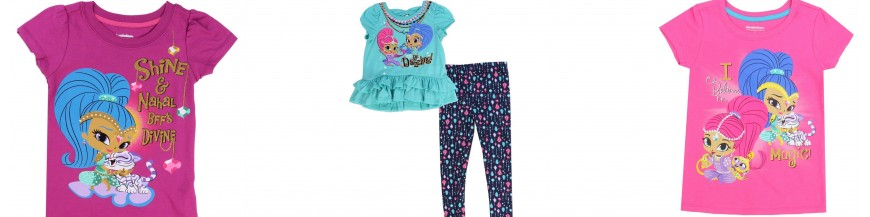 Nick Jr Shimmer and Shine